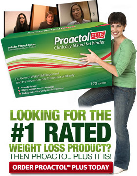 Proactol Plus fat binder