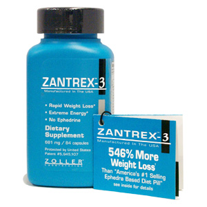Zantrex 3 fat burner